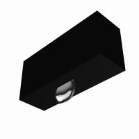 LED Wallwasher RDB Single Aufbau